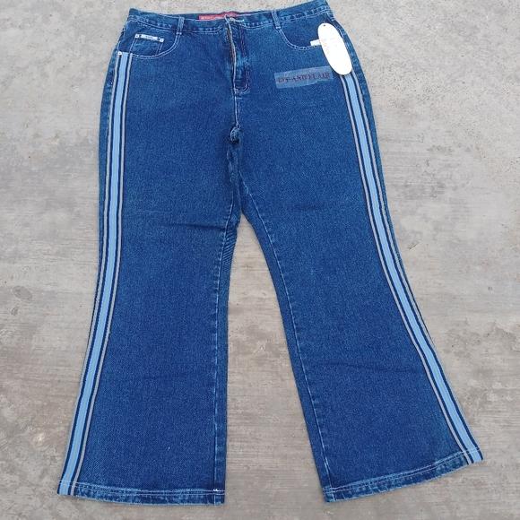 Denim - Womens Plus Size 20 Jeans Fit & Flare